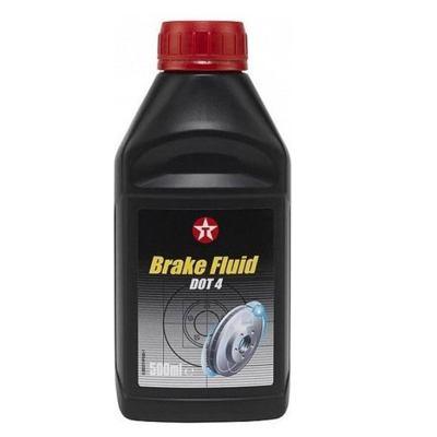TEXACO BRAKE FLUID DOT 4 24X0.25L