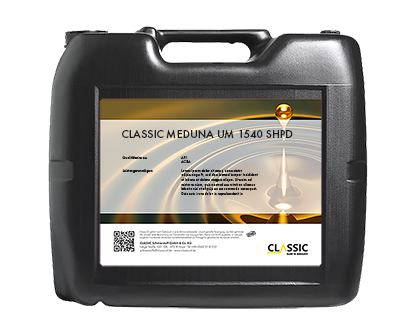 CLASSIC MEDUNA UM 1540 SHPD 20L