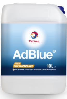 TOTAL ADBLUE 10L